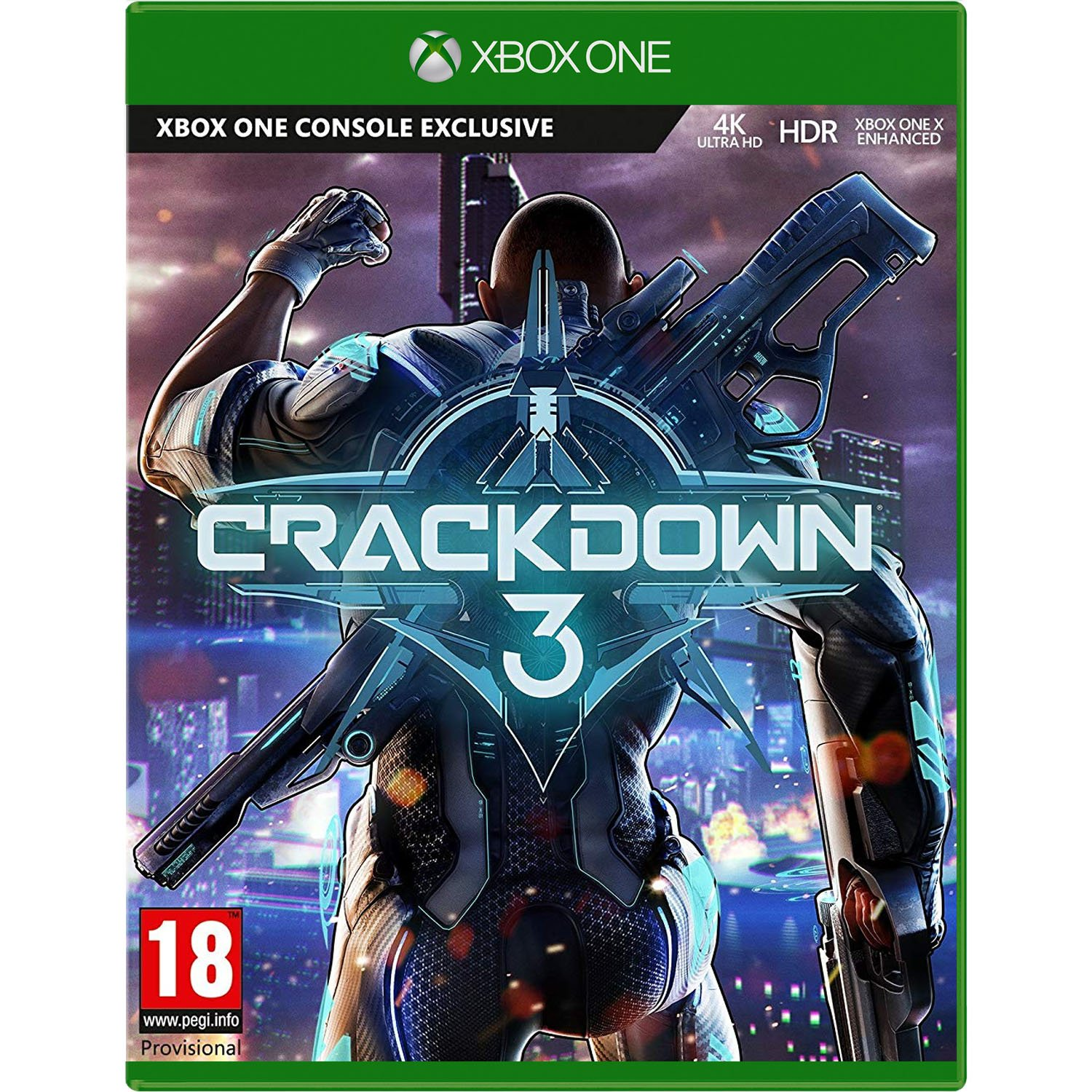 Crackdown 3 (UK)