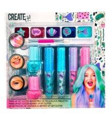 CREATE IT! - Makeup Set - Glitter Mermaid 7 pk. (84141)