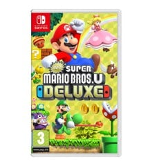 New Super Mario Bros. U Deluxe (UK, SE, DK, FI)