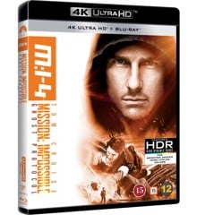 Mission: Impossible 4 (Ghost Protocol) (4K Blu-Ray)