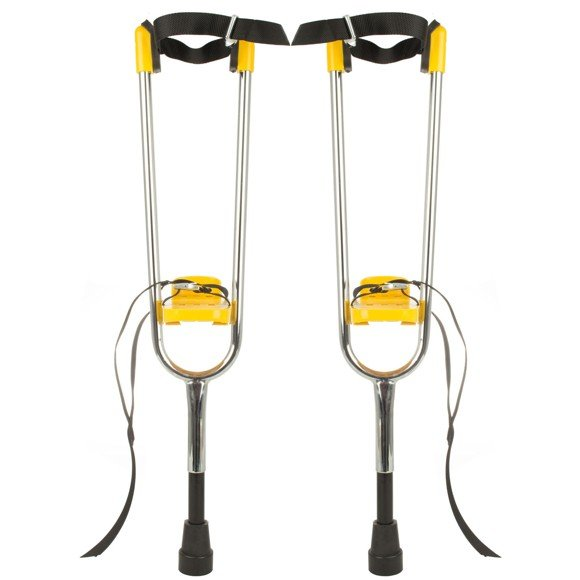 Actoy - Kid's Peg Stilts - Yellow (s2000)