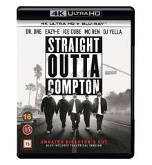 Straight Outta Compton (4K Blu-Ray)