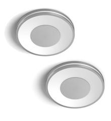 Philips Hue - Being Ceiling Light Aluminium - 2xBundle