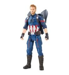 Avengers - 30 cm Titan Hero - Captain America