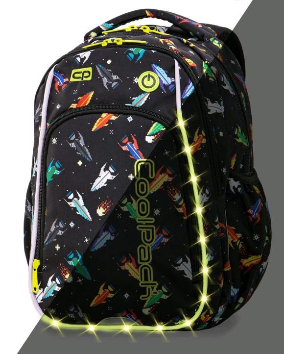 Coolpack - LedPack Schoolbag - Rockets