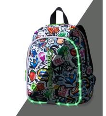 Coolpack - LedPack Børnehavetaske - Grafitti
