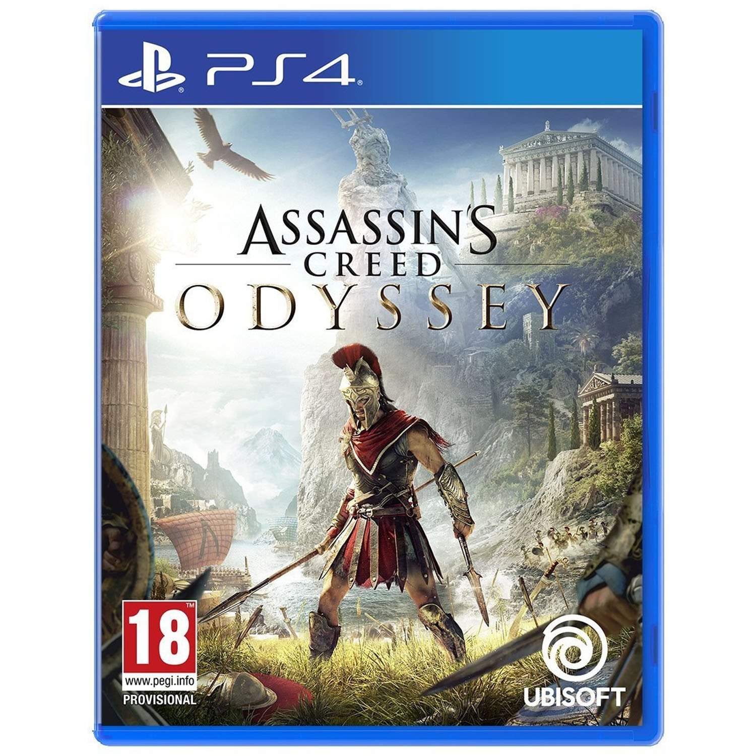 Buy Assassin S Creed Odyssey Playstation 4 English Standard
