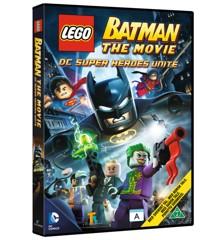 LEGO Batman - The Movie - DVD