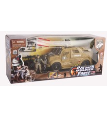 Soldier Force -  VIII Sand Cougar X Transporter