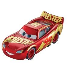 Cars 3 - Die Cast - Rust-Eze Racing Center Lightning McQueen (DXV45)