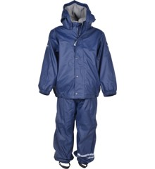 Mikk-line - PU Rainwear w. Fleece
