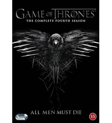 Game of Thrones: Sæson 4 - DVD