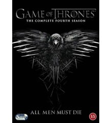 Game of Thrones: Season 4 - DVD