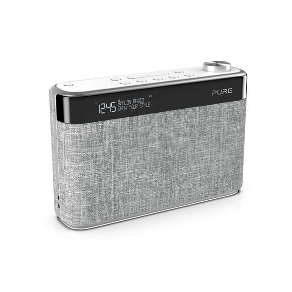 Pure - Avalon N5 DAB+  BT Radio Grey