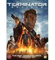 Terminator Genisys - DVD