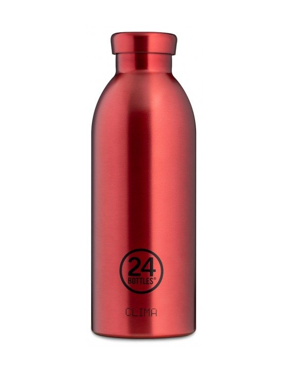 24 Bottles - Clima Bottle 0,5 L - Chanti Red (24B190)