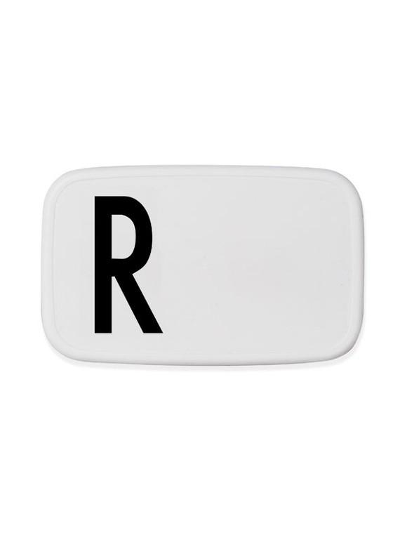 Design Letters  - Personlig Madkasse - R