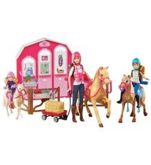 Barbie - Heste Farm (DMR52)