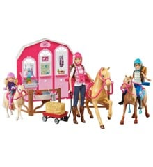Barbie - Ranch with Horses (DMR52)