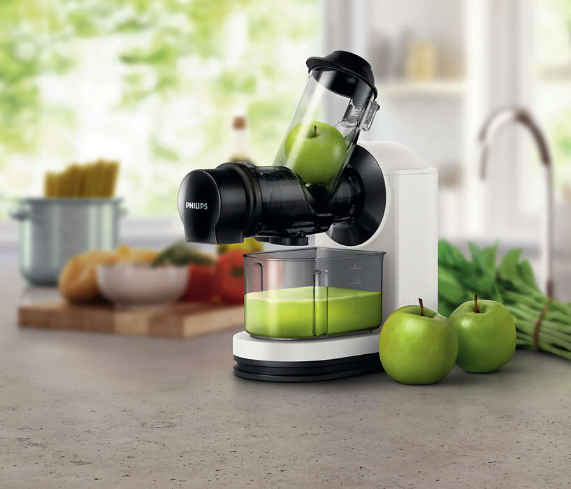Buy Philips Viva Collection Masticating Juicer HR188780
