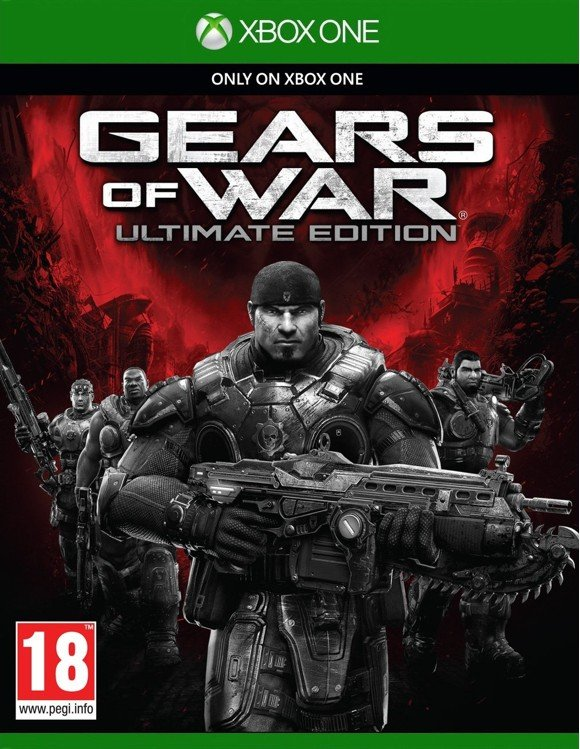 Gears of War - Ultimate Edition (Nordic)