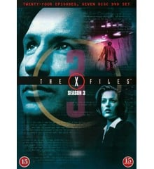 X-Files, The: Season 3 (7-disc) - DVD