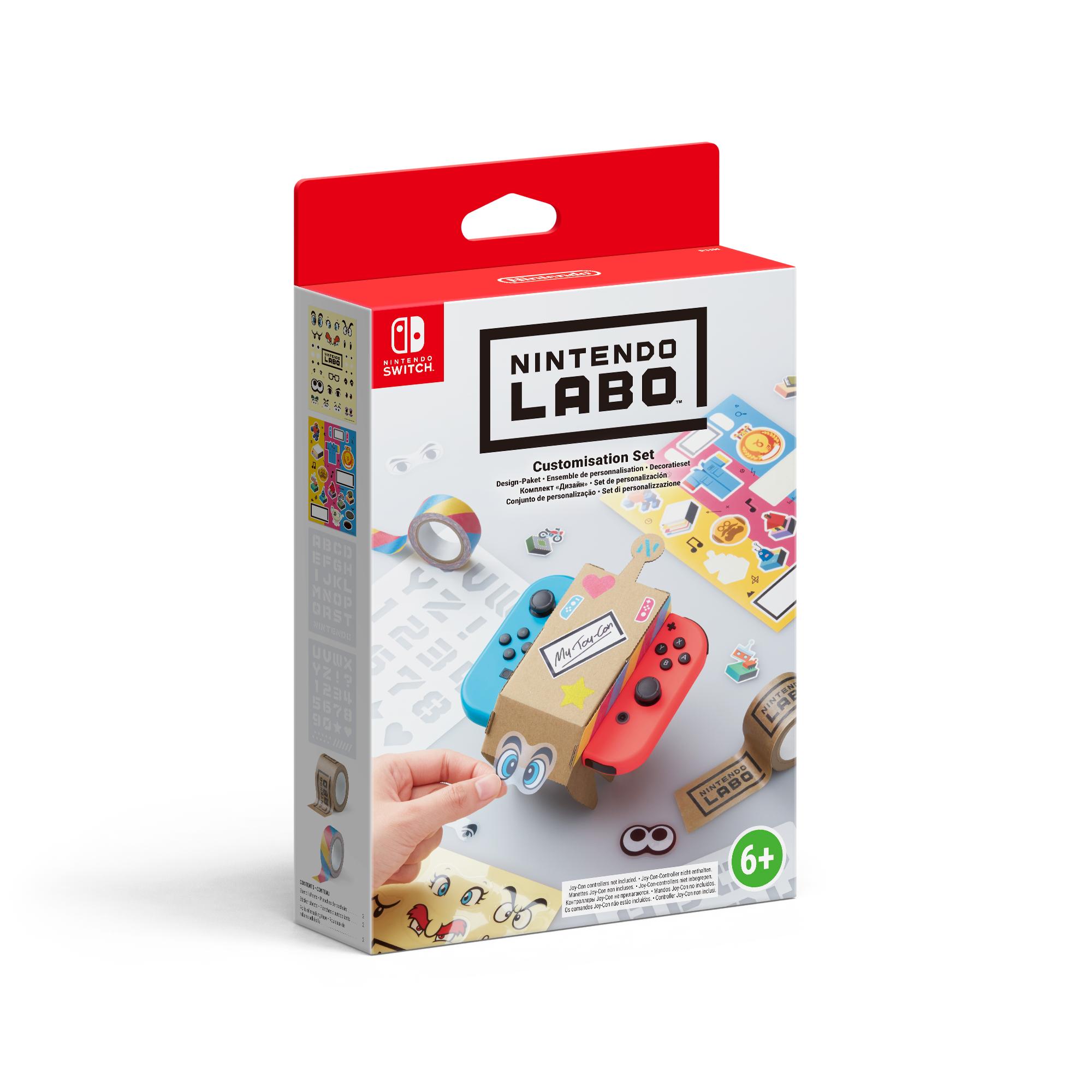 Labo Customisation Set
