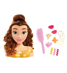 Disney Prinsesser - Belle Styling hoved (77-87375)