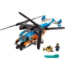 LEGO Creator - Helikopter med to rotorer (31096)