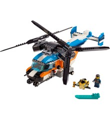 LEGO Creator - Twin-Rotor Helicopter (31096)