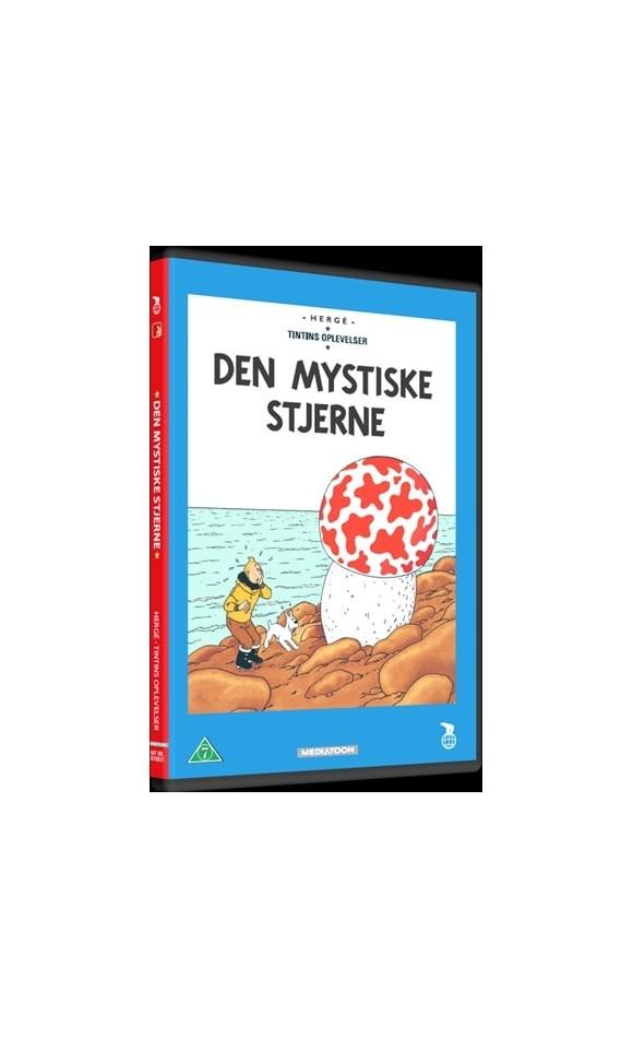 Tintin - Den mystiske stjerne