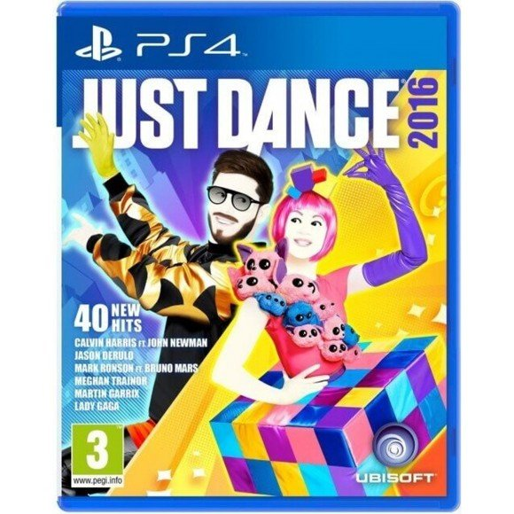 Just Dance 2016 (UK)