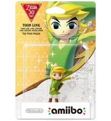 Nintendo Amiibo Figurine Toon Link (Wind Waker)