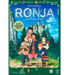 Ronja Røverdatter: TV-series (6 disc) - DVD