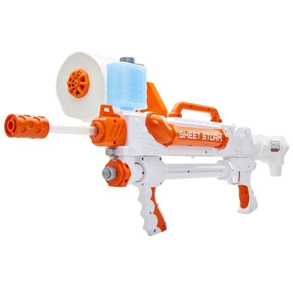 Toiletpapir Blaster - Sheet Storm