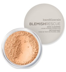 bareMinerals - Blemish Rescue Foundation - 3.5 NW Golden Nude