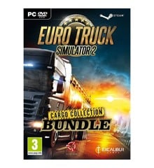 Euro Truck Simulator 2 - Cargo Collection Gold