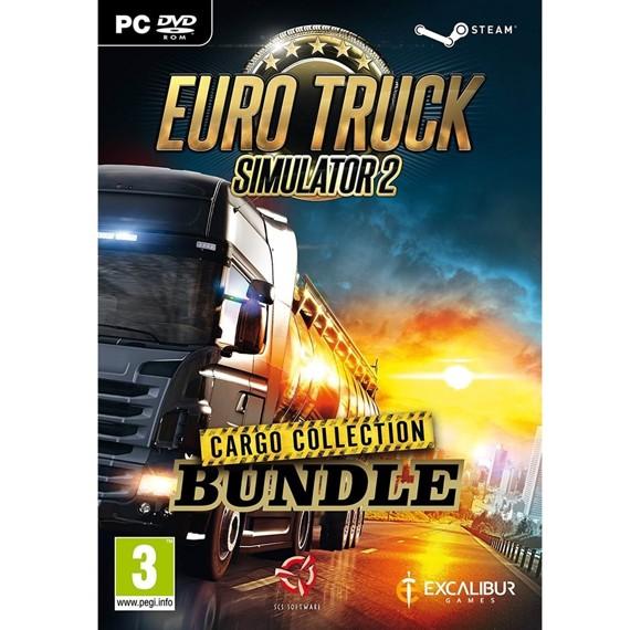 Euro Truck Simulator 2 - Cargo Collection Gold
