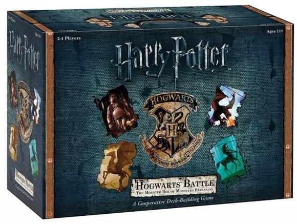 Harry Potter - Hogwarts Battle – The Monster Box of Monsters Udvidelse (DB105)