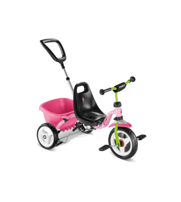 PUKY - Cat 1 S Tricycle - Rosé/Kiwi (2215)