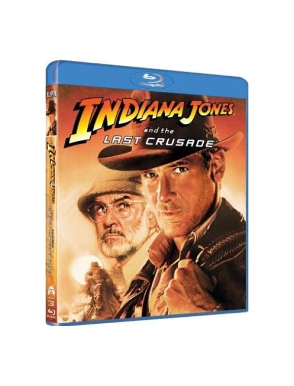 Indiana Jones 3: Last Crusade - Blu Ray