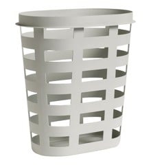 HAY - Laundry Basket Large - Light Grey (505959)
