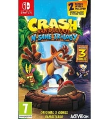 Crash Bandicoot - N'Sane Trilogy Remastered