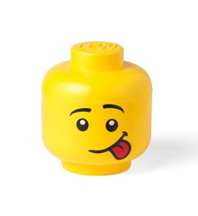 Room Copenhagen - LEGO Storage Head Silly - Small (40311726)