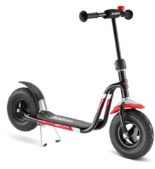 PUKY - R 03 L Scooter - Black (5200)