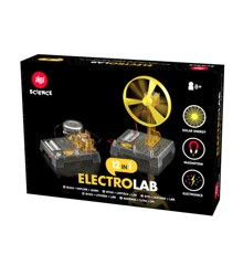 Alga science - 12 in 1 Electro Lab