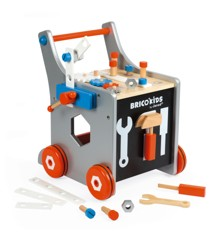 Janod - Brico'Kids Magnetic DIY Trolley (6478)