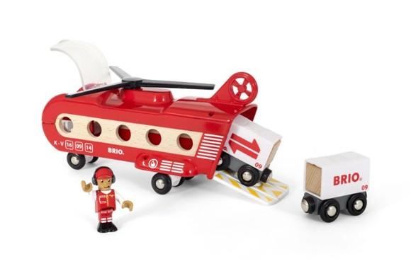 BRIO - Cargo Transport Helicopter (33886)