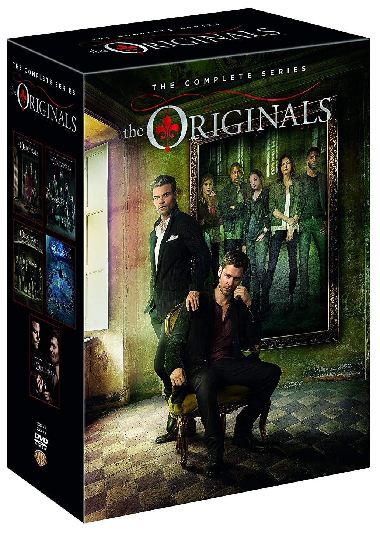 The originals sæson 1-5 complete box