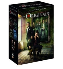 The originals sæson 1-5 complete box